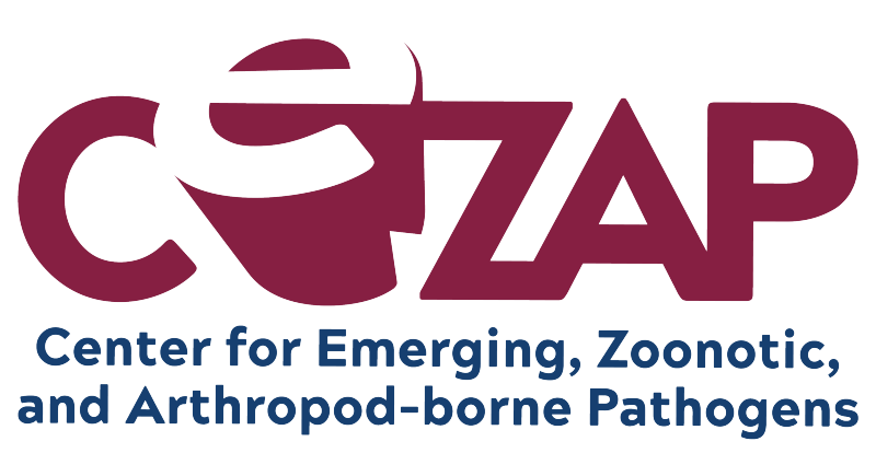 Center for Emerging, Zoonotic, and Arthropod-borne Pathogens logo